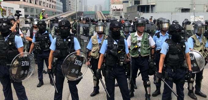 Η Γερουσία των ΗΠΑ εγκρίνει ομόφωνα το ν/σ που υποστηρίζει τους διαδηλωτές του Χονγκ Κονγκ