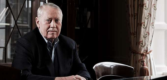 Chuck Feeney: Από δισεκατομμυριούχος... σχεδόν απένταρος - όπως ακριβώς το σχεδίαζε