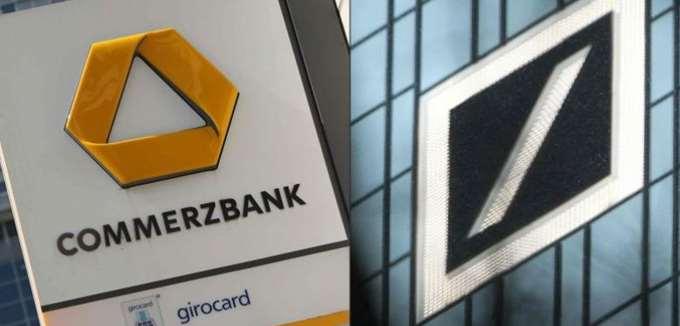Η συγχώνευση Deutsche Bank - Commerzbank δεν θα λύσει τα προβλήματά τους