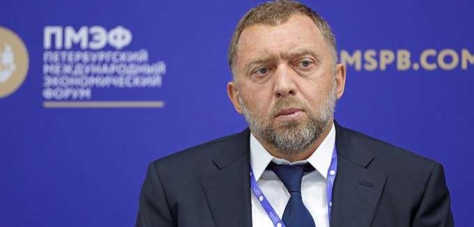 Αγωγή του Ρώσου δισεκατομμυριούχου Oleg Deripaska εναντίον της αμερικανικής κυβέρνησης