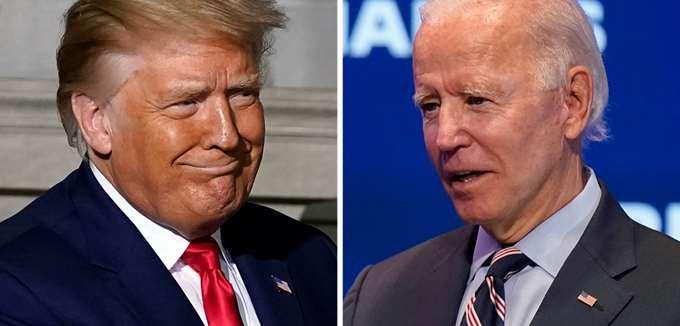 Οι Αμερικανοί εμπιστεύονται περισσότερο τον Trump για την οικονομία