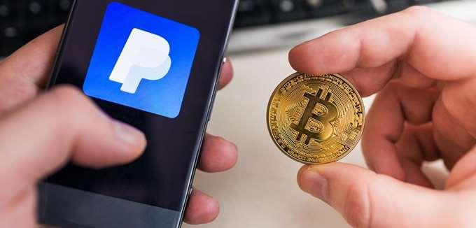 """Η PayPal """"αγκαλιάζει"""" επιτέλους τα κρυπτονομίσματα, και φυσικά τα Bitcoin και Ethereum"""
