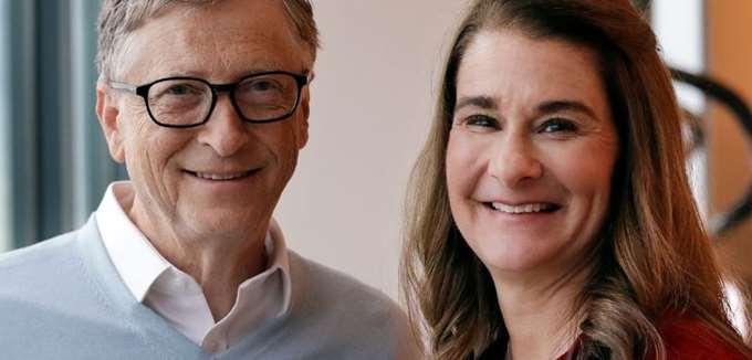 Βγήκε και επισήμως το διαζύγιο του Bill Gates και της Melinda French Gates
