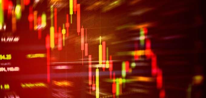 Καθ' οδόν για τη χειρότερη εβδομάδα από το 2008 οι αγορές