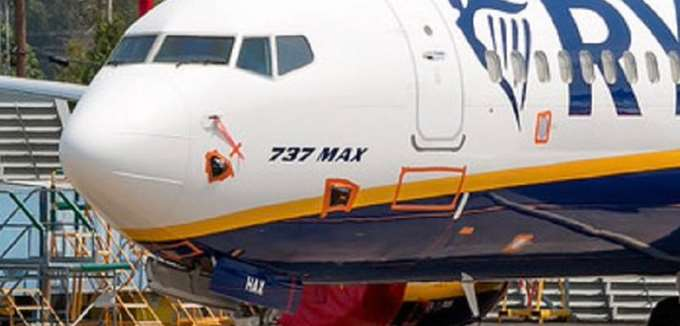 Ryanair και IAG αλλάζουν όνομα στο 737 MAX; Η Boeing λέει όχι.