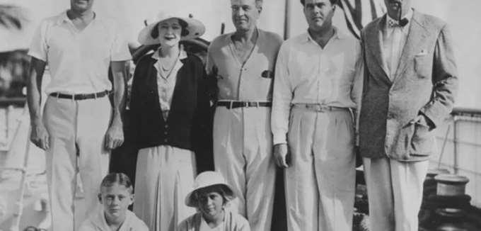 """Οικογένεια Vanderbilt: Πώς οι Αμερικανοί """"γαλαζοαίματοι"""" έχασαν την περιουσία τους"""