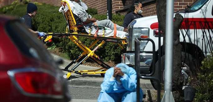 ΗΠΑ: Τα κρούσματα κορονοϊού ίσως είναι οκταπλάσια από τα καταγεγραμμένα