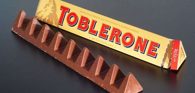 Είναι η Toblerone σας μικρότερη λόγω Brexit;