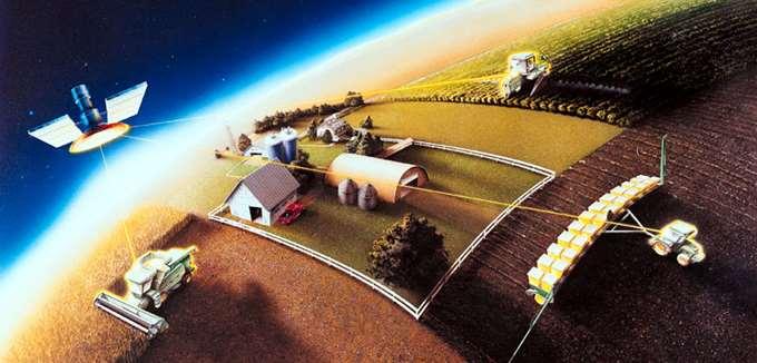 Γιατί χρειάζεται ένας αγρότης μια δορυφορική εταιρεία;