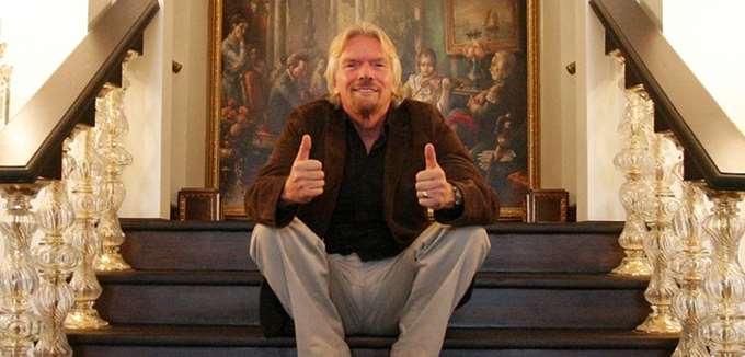 """Ολική """"επαναφορά"""" Ρίτσαρντ Μπράνσον: Κοντά στη συγκέντρωση 1,3 δισ. δολ. για τη σωτηρία της Virgin"""