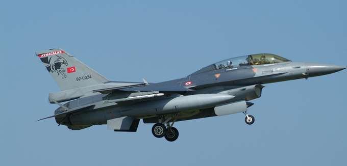 """Η Πολεμική Αεροπορία της Τουρκίας είναι """"απαρχαιωμένη"""", προειδοποιεί τουρκική μελέτη"""