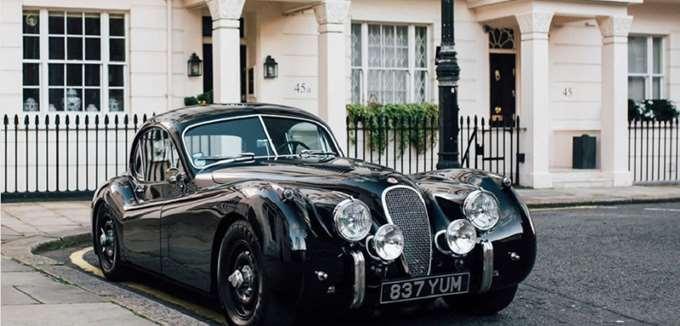 Η νέα βρετανική μάρκα αυτοκινήτων Lunaz μετατρέπει κλασικά μοντέλα σε ηλεκτρικά