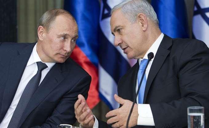 Πούτιν προς Νετανιάχου: Οι ισραηλινές επιδρομές παραβιάζουν την εθνική κυριαρχία της Συρίας