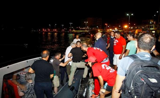 """Π. Καμμένος: 72 άτομα έχει περισυλλέξει η φρεγάτα """"ΕΛΛΗ"""""""