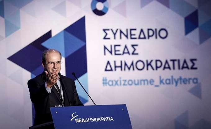 Κ. Χατζηδάκης: Η νίκη της ΝΔ βασική προϋπόθεση για να επιβιώσει η χώρα