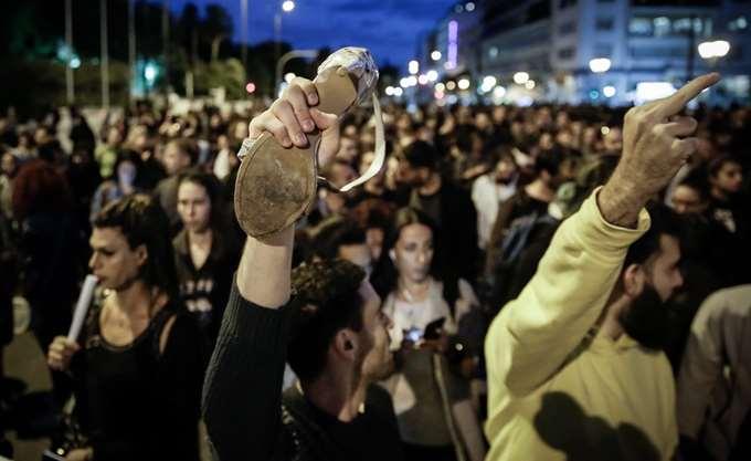 Πορεία διαμαρτυρίας για τον θάνατο του Ζακ Κωστόπουλου
