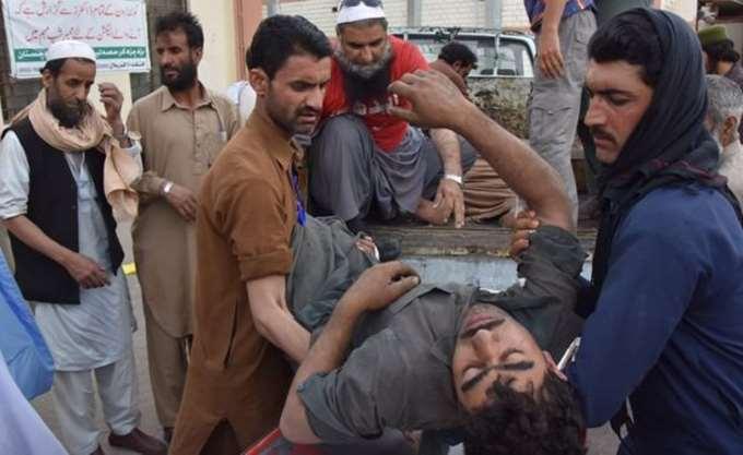 Πακιστάν: Τουλάχιστον 12 νεκροί από επίθεση αυτοκτονίας σε προεκλογική συγκέντρωση στην Πεσαβάρ