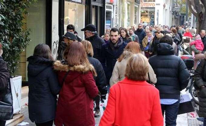 ΕΣΕΕ: Υψηλότερος κατά 2% αναμένεται ο φετινός εορταστικός τζίρος