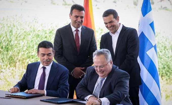 Η Βουλή της πΓΔΜ κύρωσε τη συμφωνία με 69 ψήφους