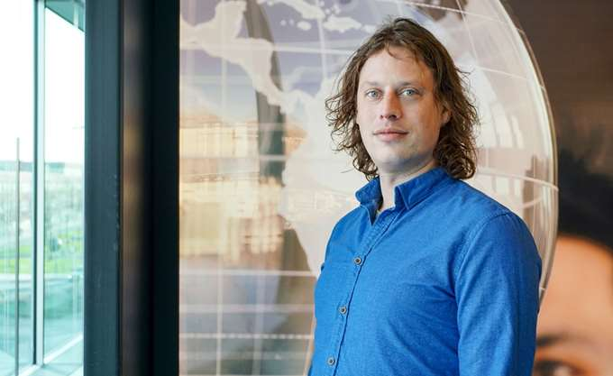 Robin Schuil: Ο... ιπτάμενος Ολλανδός των start ups που επενδύει στην Ελλάδα