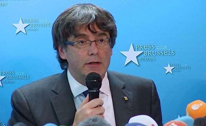 Στις 17/11 θα συνεδριάσει το δικαστικό συμβούλιο για το ένταλμα σύλληψης σε βάρος του Πουτζντεμόν