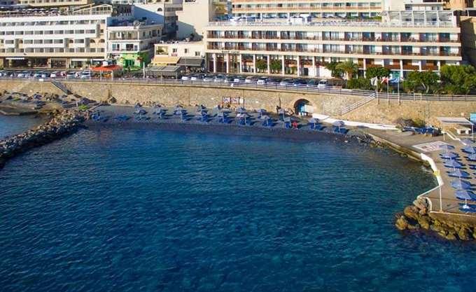 Συζητήσεις Hines - ομίλου Μαμιδάκη για δύο ξενοδοχεία στην Κρήτη