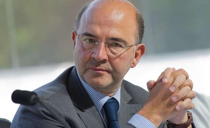 """Μοσκοβισί: Συνεχίζεται η συζήτηση για τον ελληνικό προϋπολογισμό - """"σφίγγα"""" για τα αναδρομικά"""