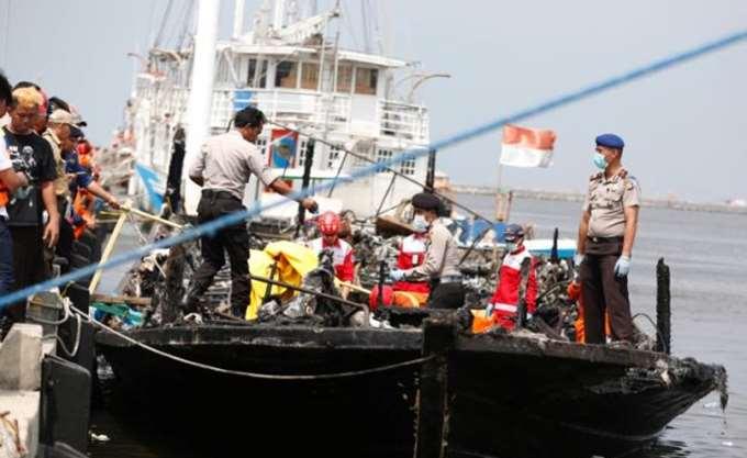 Ινδονησία: Δεκάδες αγνοούμενοι μετά την ανατροπή ταχύπλοου σκάφους
