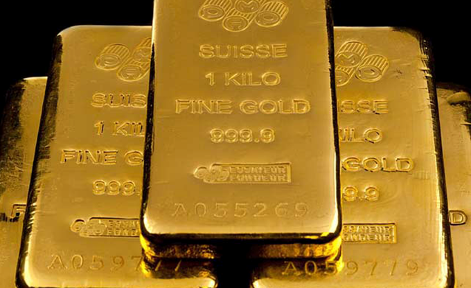 Κέρδη για τέταρτη ημέρα στον χρυσό