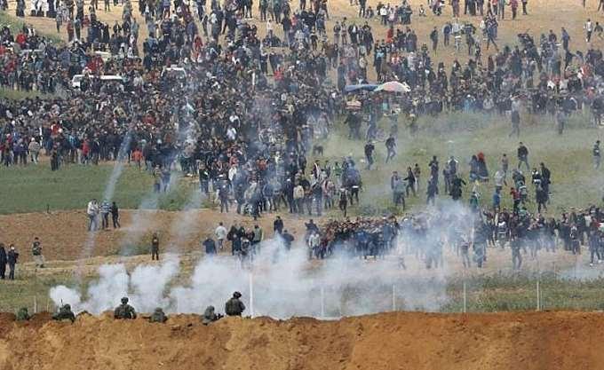 Γάζα: Μια Παλαιστίνια σκοτώθηκε από πυρά στρατιωτών του Ισραήλ