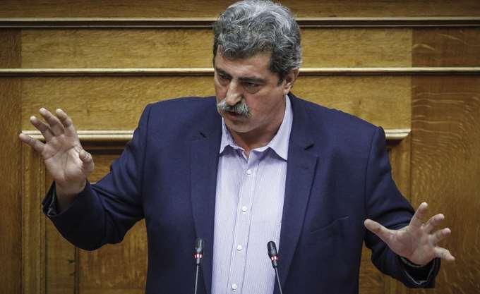 """Επιμένει ο Παύλος Πολάκης για Κυμπουρόπουλο- """"Πολιτική κριτική έκανα"""""""
