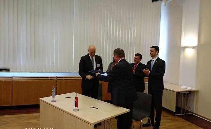 Μνημόνιο Συνεργασίας υπέγραψαν ΣΕΒ και Εμπορικό & Βιομηχανικό Επιμελητήριο Σλοβακίας