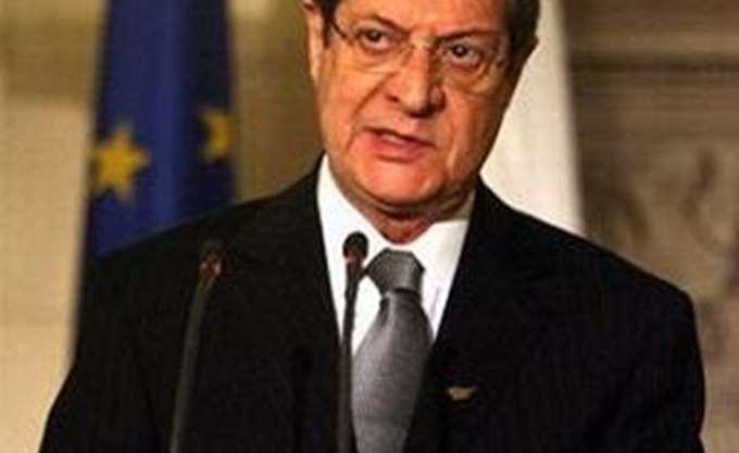 Ν. Αναστασιάδης: Δεν θα εγκαταλείψω την προσπάθεια επίλυσης του Κυπριακού