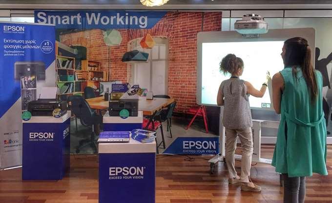Η Epson στήριξε το Deree Open Fest, για δεύτερη συνεχή χρονιά