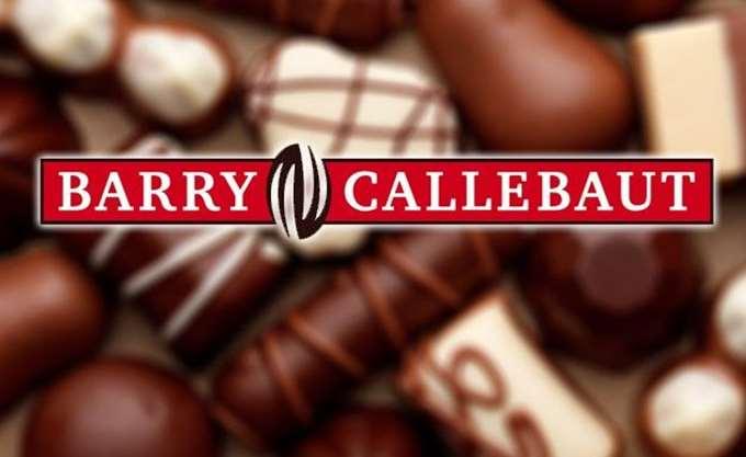 Barry Callebaut: Αυξήθηκαν 8% οι όγκοι πωλήσεων στο εξάμηνο