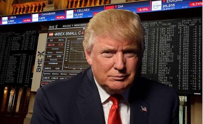 """""""Trumpiversary"""" – Οι μεγαλύτεροι νικητές στις διεθνείς αγορές στον έναν χρόνο της εκλογής Trump"""