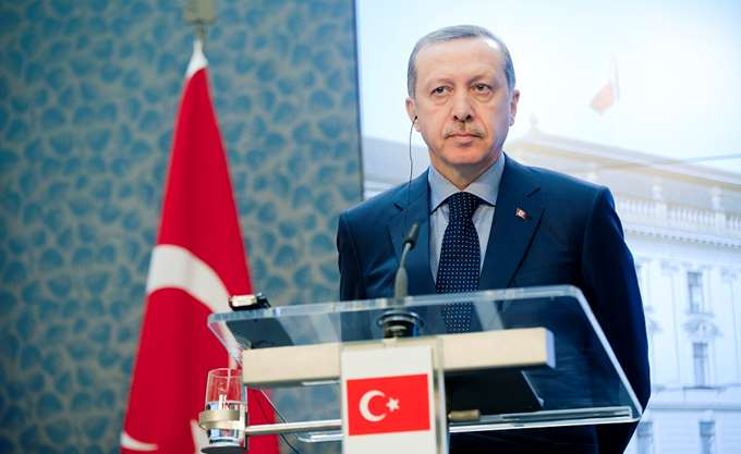 Λονδίνο: Μικρής έκτασης επεισόδια μεταξύ υποστηρικτών και επικριτών του Ερντογάν
