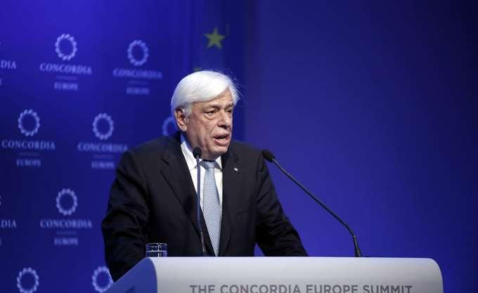 Πρ. Παυλόπουλος: Η Ελευθερία είναι αξία κυριολεκτικώς υπαρξιακή