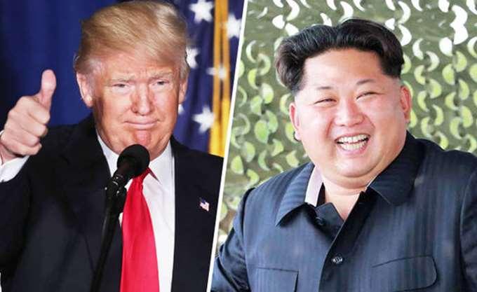 Τραμπ: Τις επόμενες 3 ή 4 εβδομάδες η συνάντηση με τον Κιμ Γιονγκ Ουν
