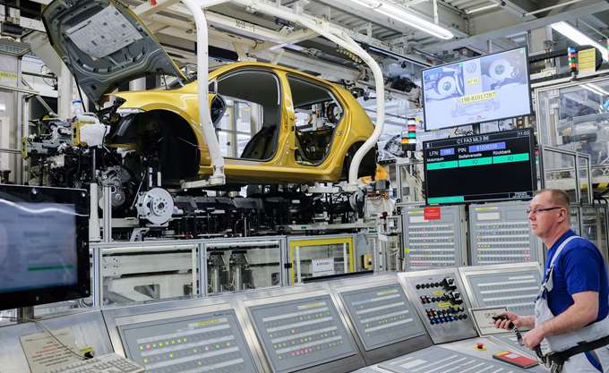 Η Volkswagen εξετάζει τη δημιουργία εργοστασίου σε Σερβία, Βουλγαρία ή Τουρκία