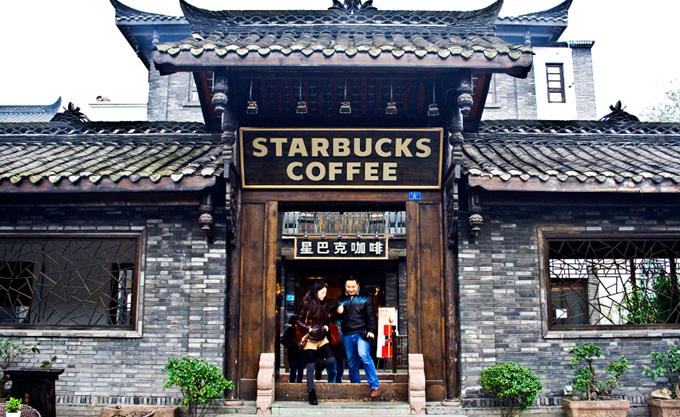 Η Κίνα δεν θα ανακόψει την πτώση των Starbucks