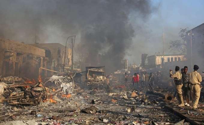 Σομαλία: Δύο εκρήξεις σημειώθηκαν στην πρωτεύουσα Μογκαντίσου