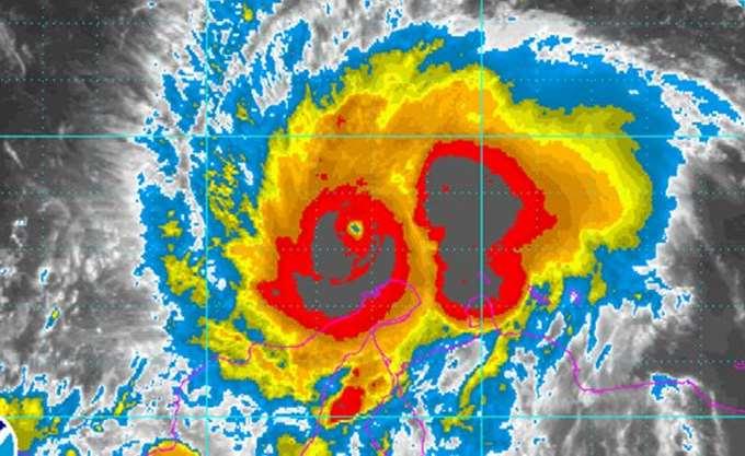 """ΗΠΑ: Ο """"Κρις"""" ενισχύθηκε σε κυκλώνα σύμφωνα με το NHC"""