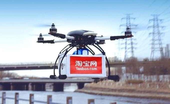 Κίνα: Κατασκευάστηκε το πρώτο κινεζικό μη επανδρωμένο drone πολιτικής χρήσης