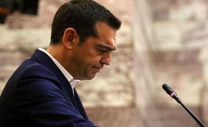 Τσίπρας: Για πρώτη φορά πιστεύω πως δεν είναι όνειρο η έξοδος από τα μνημόνια
