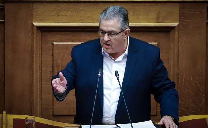 Δ. Κουτσούμπας: Κάθε φορά που ο κ. Τσίπρας προχωρά σε αντιλαϊκές επιλογές επιτίθεται στο ΚΚΕ