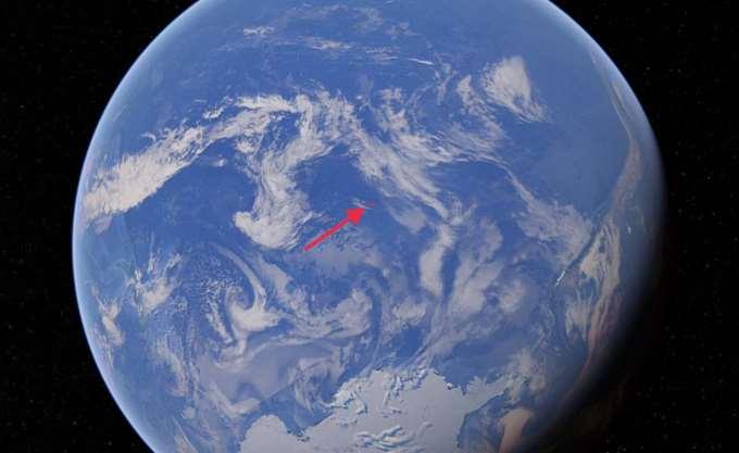 Σημείο Νέμο: Το πιο απρόσιτο μέρος στη Γη, είναι το μεγαλύτερο νεκροταφείο διαστημικών σκαφών
