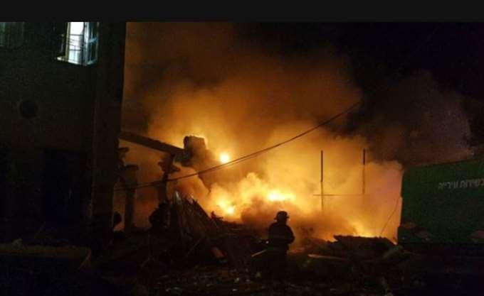 Τέσσερις νεκροί εξαιτίας ισχυρής έκρηξης σε κατάστημα στο Τελ Αβίβ
