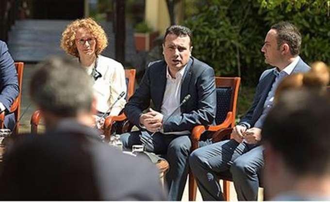 Ζάεφ: Όχι σε αλλαγή του Συντάγματος