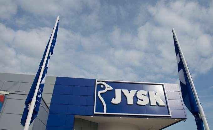 Επέκταση του δικτύου καταστημάτων ειδών σπιτιού της JYSK στην Ελλάδα